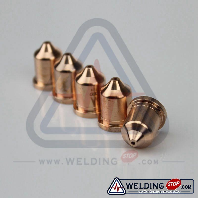 WS Cutting Torch Consumables Ref: 220990 nozzle 105A 5pcs Trail PKG