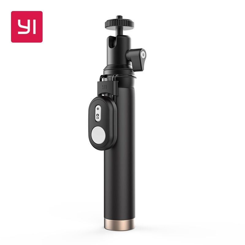 YI Selfie Stick & Bluetooth Remote For YI Action Camera Camera