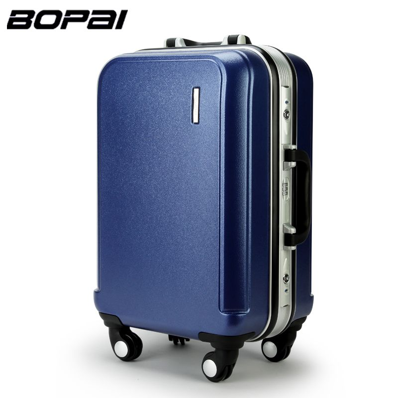 20 inches trolley suitcase high quality rolling luggage 35L large capacity maleta viaje cheap travel suitcase