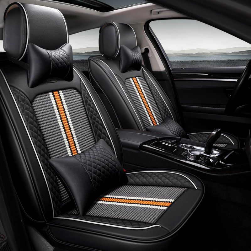 New car seat covers auto seat protector mat for renault latitude logan megane 2 3 sandero scenic 1 2 3 talisman car accessories
