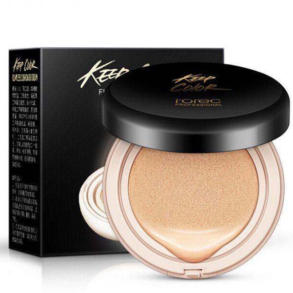 Maquillaje coreano Colchón de Aire Crema BB Corrector Hidratante BB Fundación Blanqueamiento Flawless Makeup SPF 50 Cojín