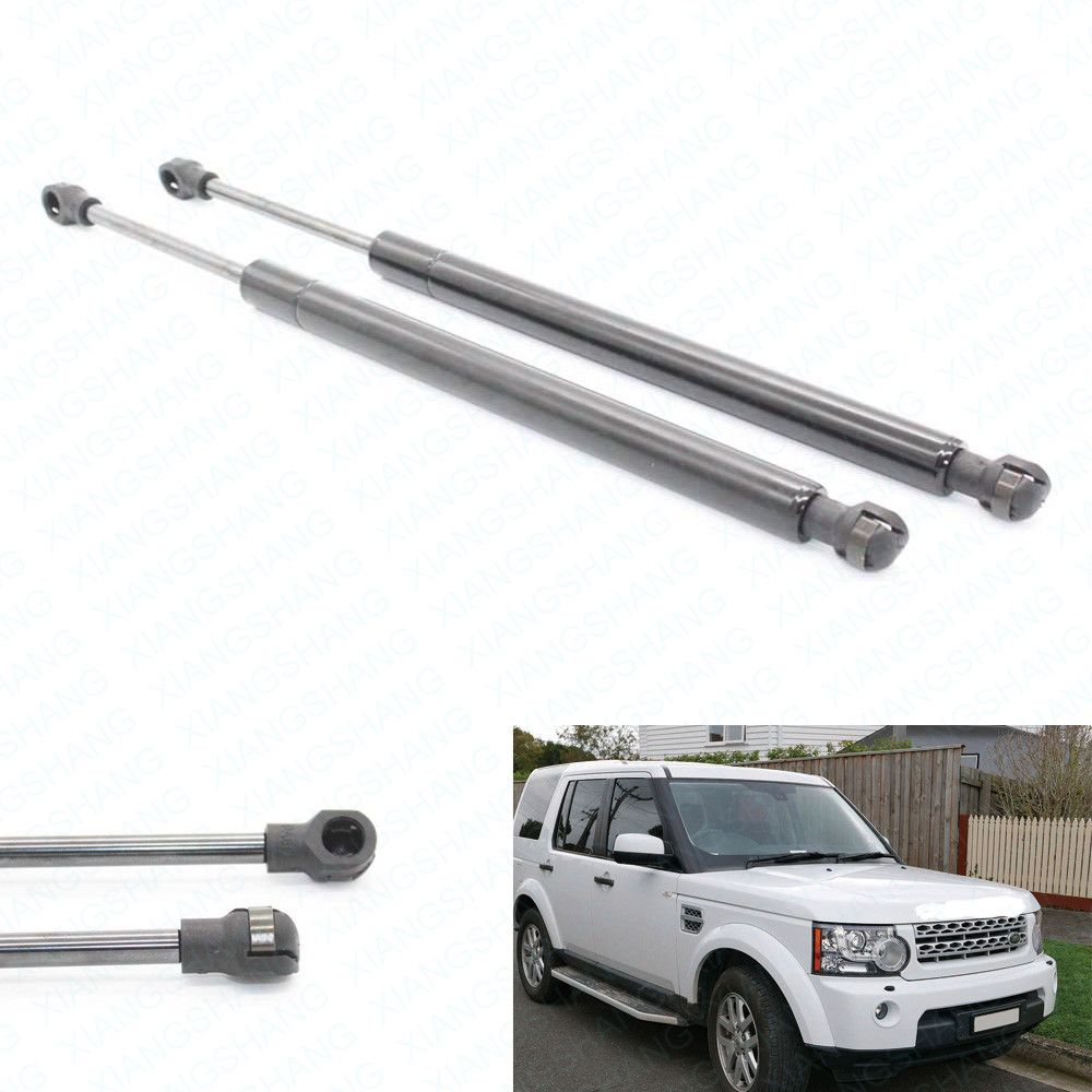 2pcs Auto Upper Tailgate Boot Gas Struts Lift Supports Shock for Land Rover Discovery LR3 LR4 2005-2007 2008 2009 2010 2011 2012