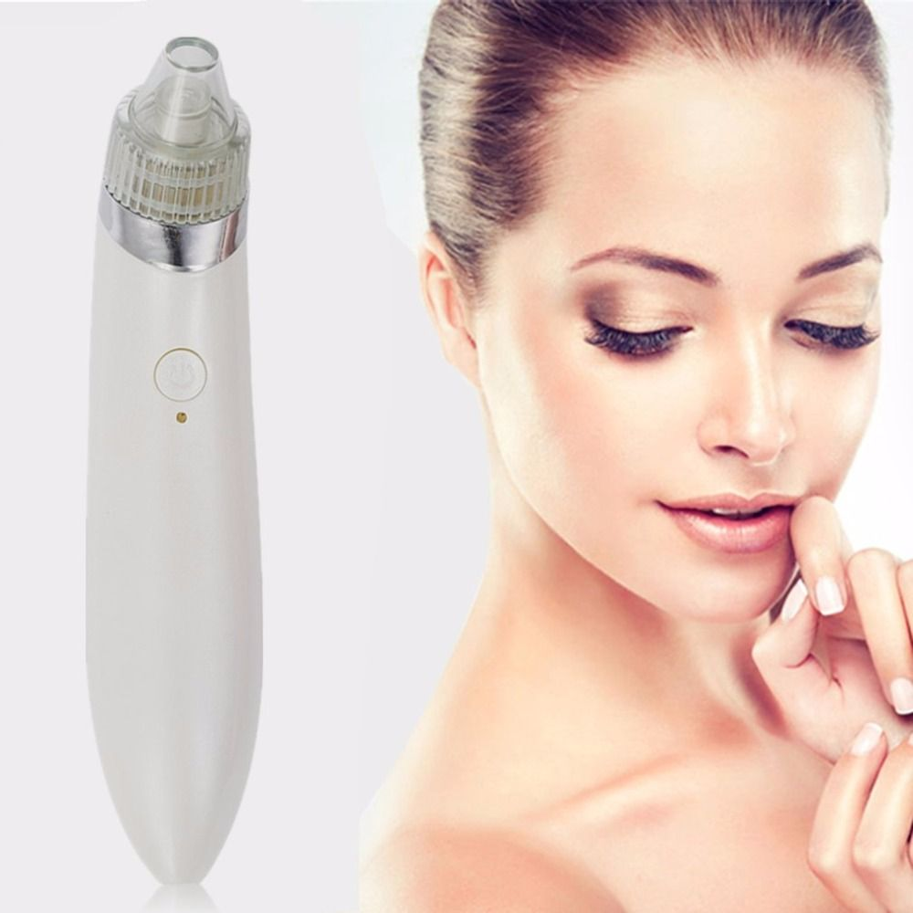 Professional Portable Ultrasonic Vibration XN-8030 Electric Blackheads Suction Remover Clean Skin Pore Beauty Instrument US Plug