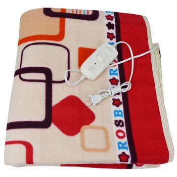 Электрический нагреватель одеяло 120*150 см двуспальная кровать плюшевые Pad одеяло с подогревом коврики деревьев безопасности толще Отоплени...