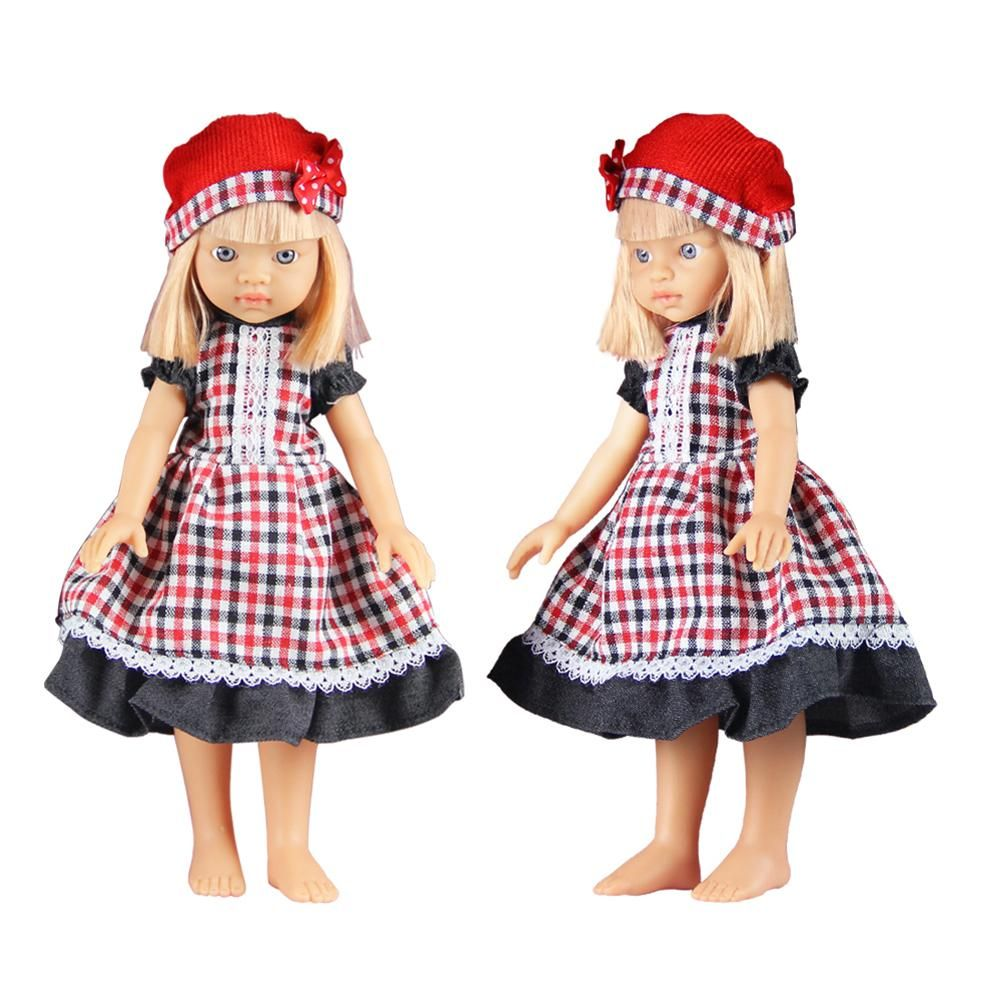 33CM Slush Molding baby Girl Doll Humanoid doll
