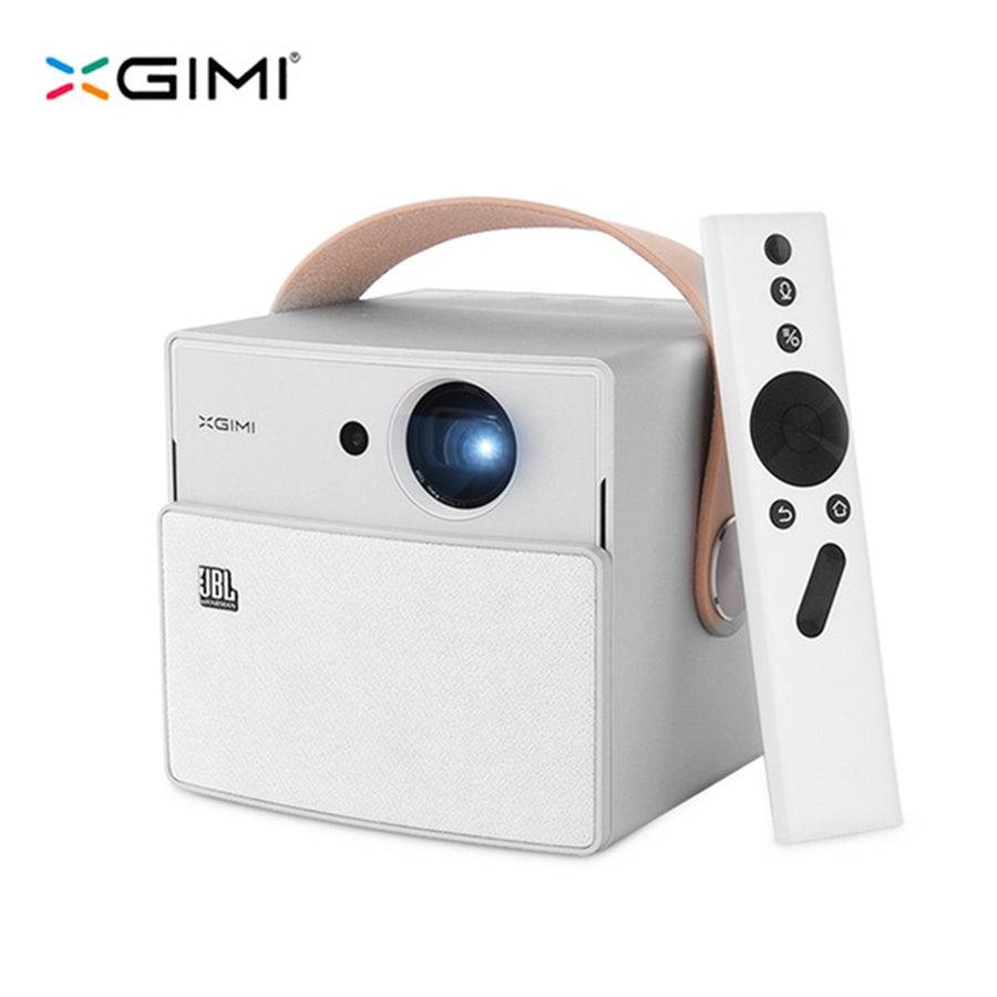 XGIMI CC Aurora projector Mini Portable DLP Projector Home Theater Android 3D Support 4K HD Video With Battery Videoprojecteur