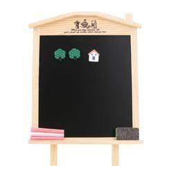 36*17 см офисный школьный стол, деревянная доска для сообщений, доска для досок, детское деревянное письмо и рисование, черная доска с мелом, ма...