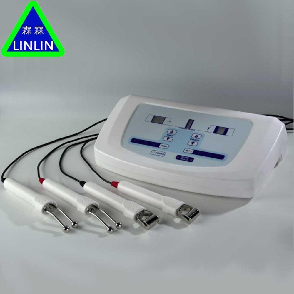 LINLIN Einführung und export von anionen und kationen Ultraschall Hochfrequenz-elektrotherapie und Andere Schönheit Apparate