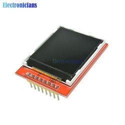 Replace 5110 LCD 1.44