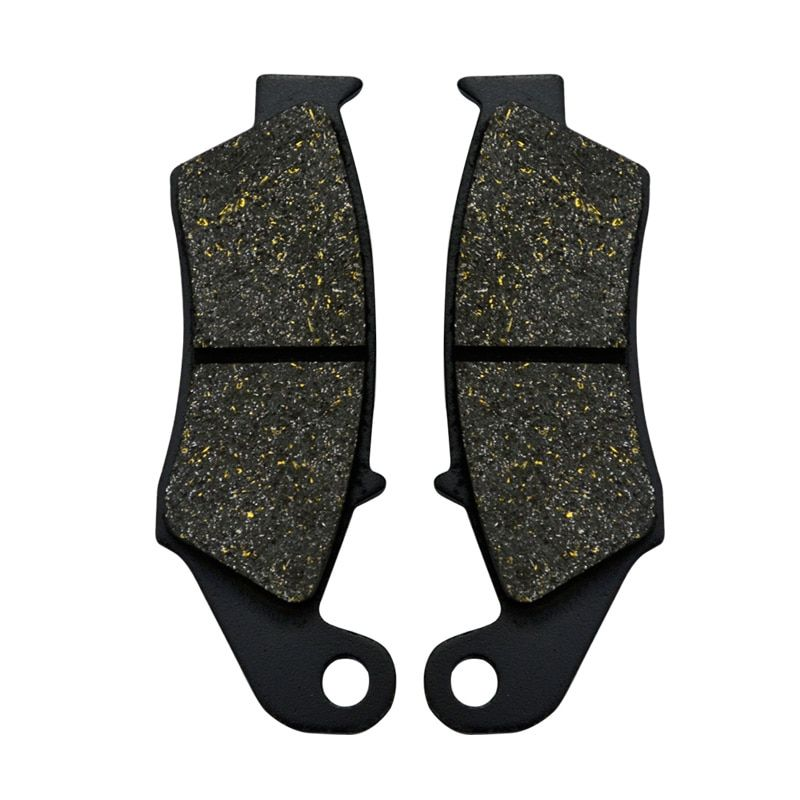 AHL Motorcycle Brake Front Pads For HONDA XR400R XR 400 R XR400 R  XR 400R (1996-2005) Motorbike Parts Brake Disks