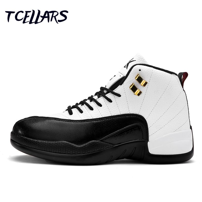 Super hot high-top authentic basketball shoes cheap retro jordan 12 shoes comfortable men sports shoes outdoor zapatillas
