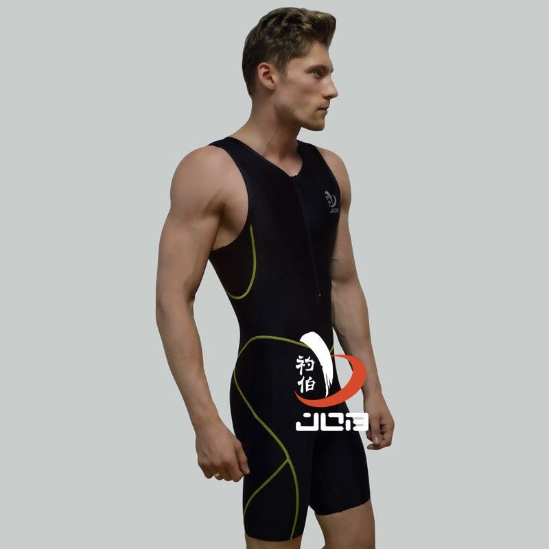 2015 Sublimation Custom Triathlon Cycling one-piece suit/Tri suit/ Triathlon wetsuit running with pads for sports
