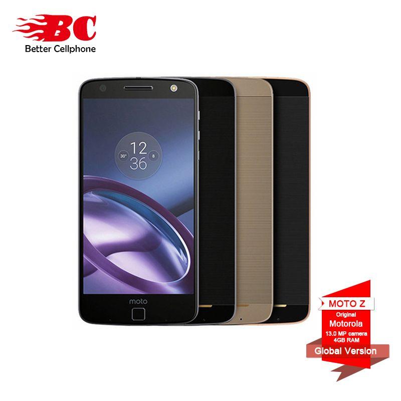Motorola MOTO Z XT1650-05 5.5