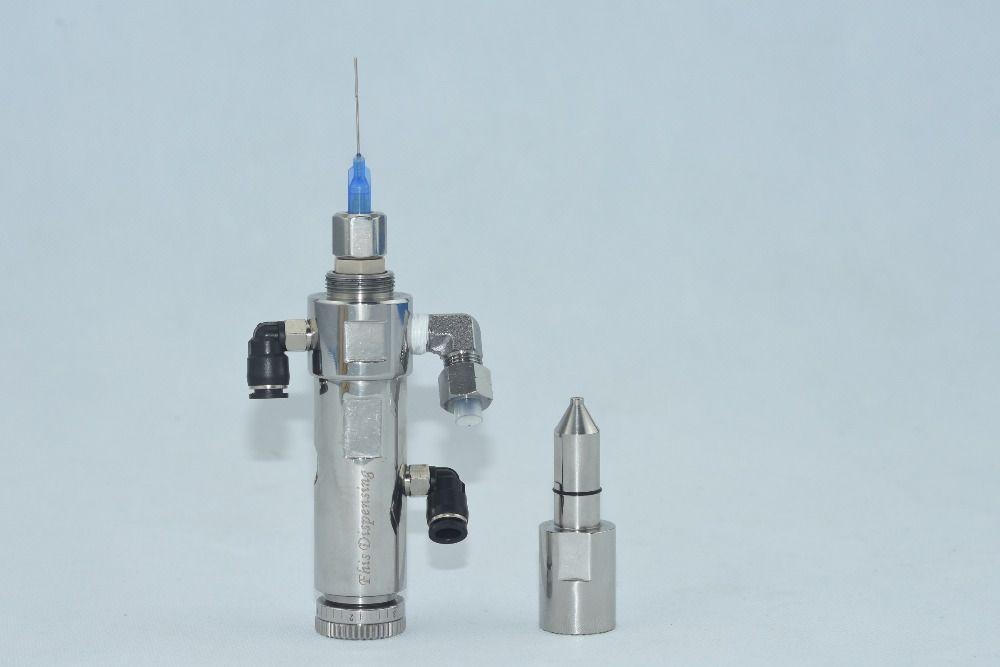 Valve de pulvérisation Haute Fréquence micromètre Minimum diamètre 1.5 MM pour PCB