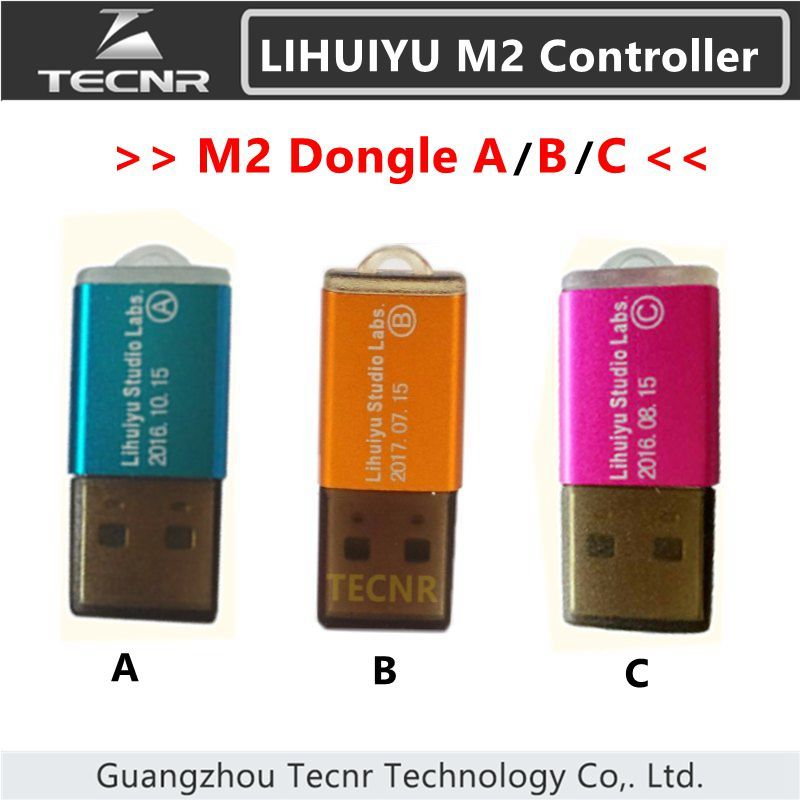TECNR LIHUIYU Hauptplatine M2 Nano Co2 Laser Steuerung Dongle B DIY 3020 3040 K40