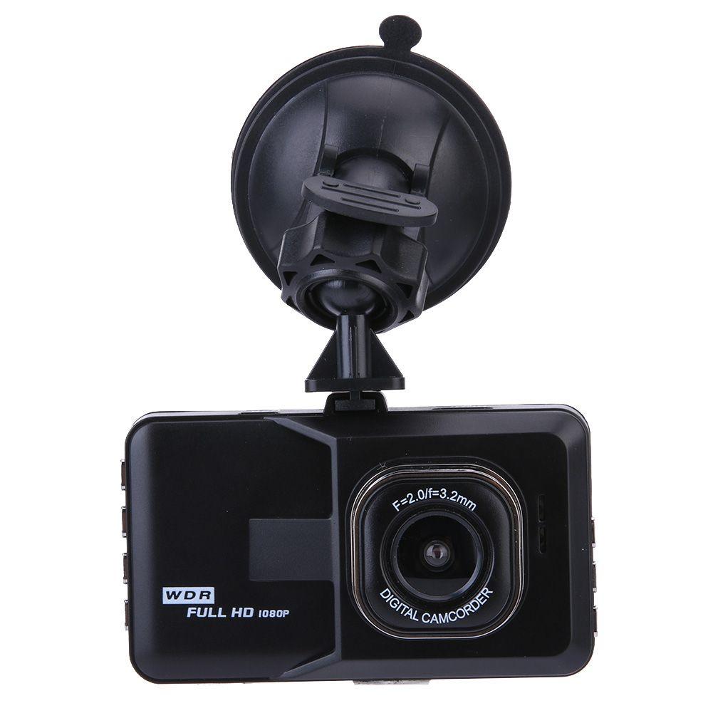 3.0 inch Car Camera <font><b>Camcorder</b></font> 1080P Full HD Video Registrator Car Parking Recorder G-sensor Night Vision Dash Cam Car DVR Camera