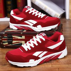 Spring/autumn casual shoes for men Big size39-47 sneaker trendy comfortable mesh fashion lace-up Adult male shoes zapatos hombre