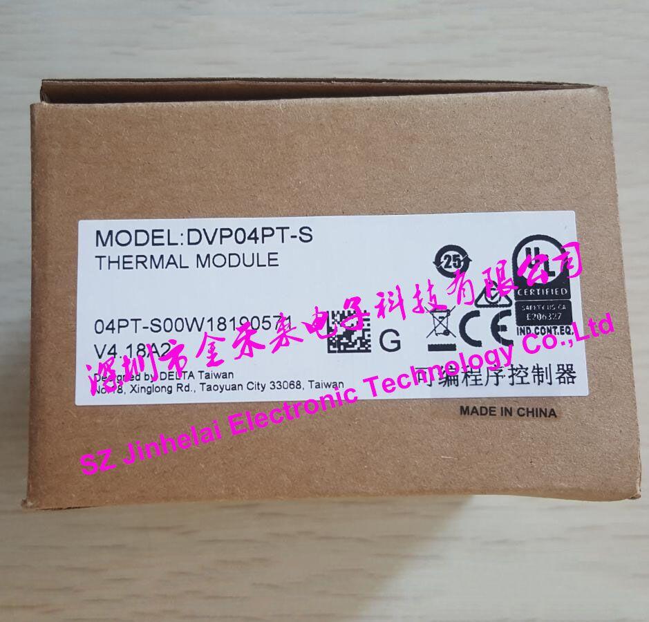 100% neue und original DVP04PT-S DELTA THERMISCHE MODUL