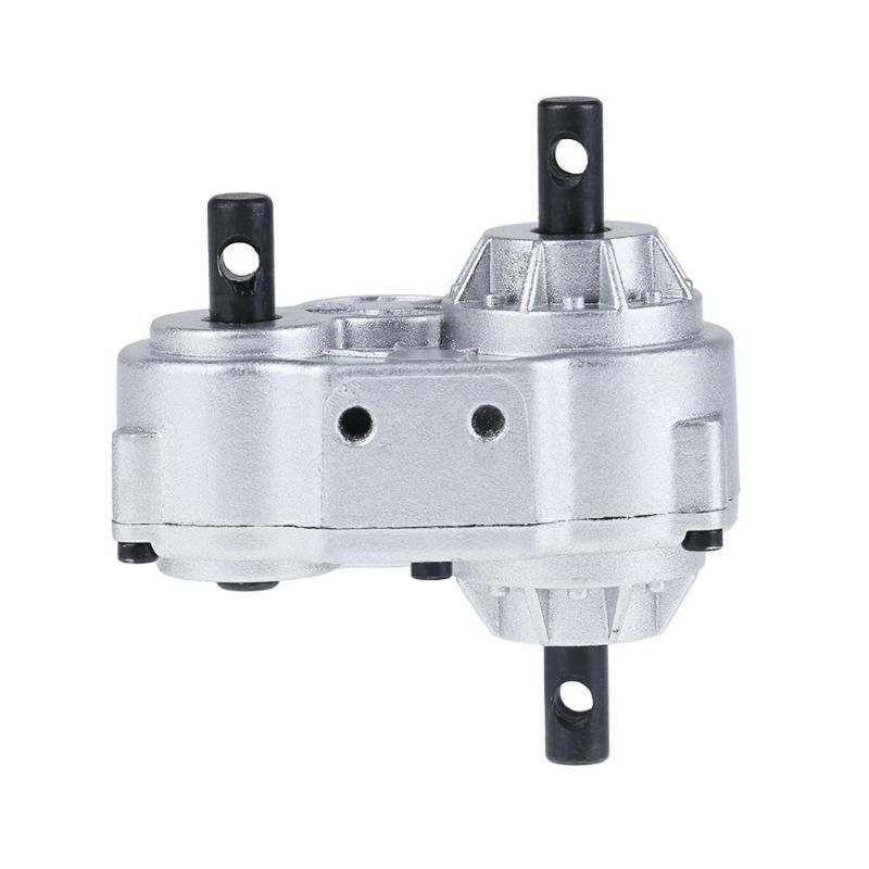 48mm Metal Made Transfer Case for D90 RC4WD 1/10 RC Crawler CNC Truck Parts 1:10 Crawler Accessory