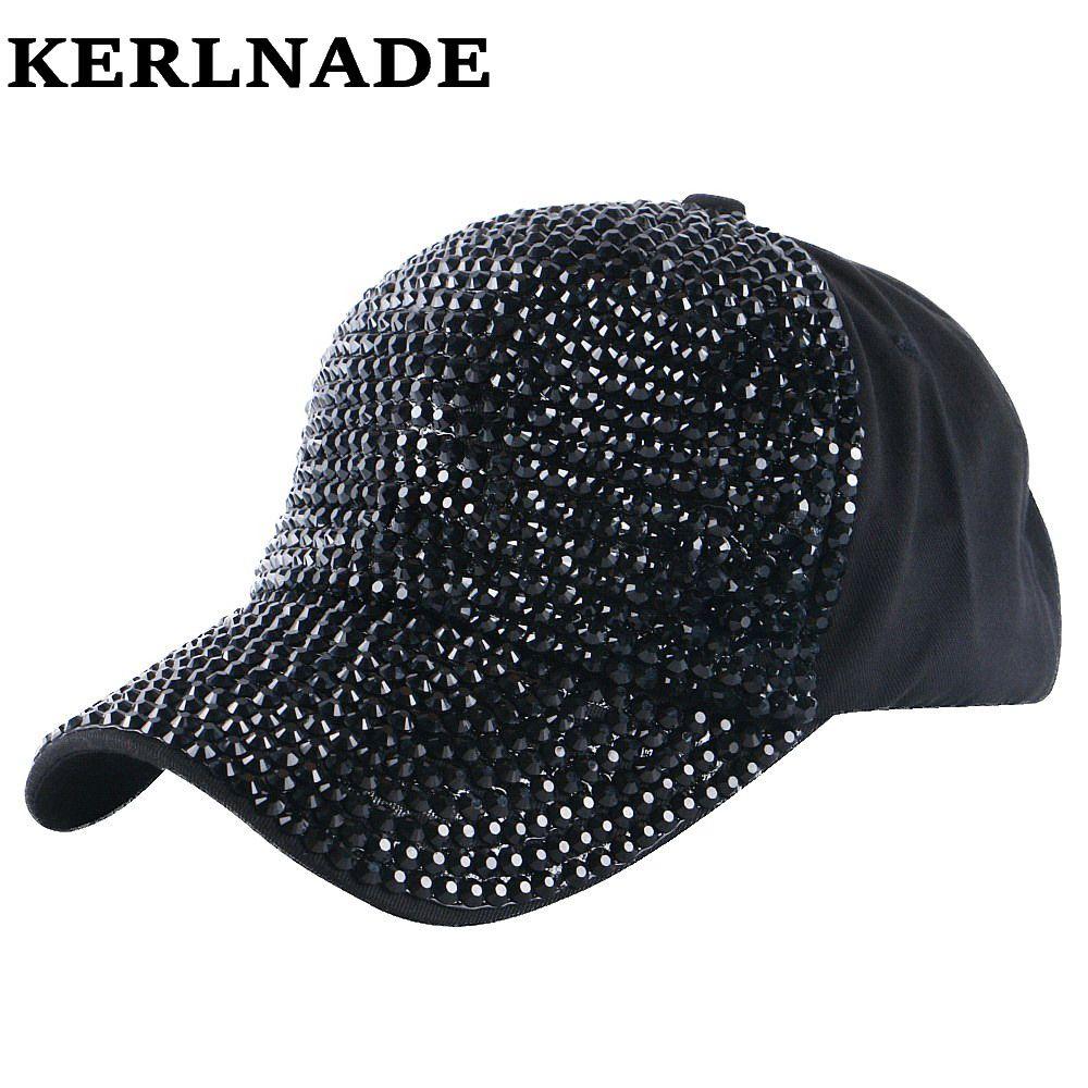 High Quality WOMEN brand baseball cap new fashion rhinestone crystal denim snapback caps wholesale woman hip hop snapbacks hats
