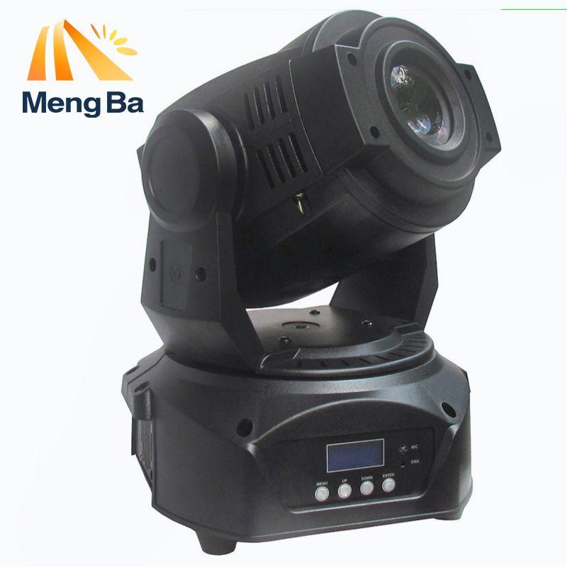MengBa 90W Dj Light Led Moving Head Beam Spot Light Led Beam Stage Light Professional Christmas lights