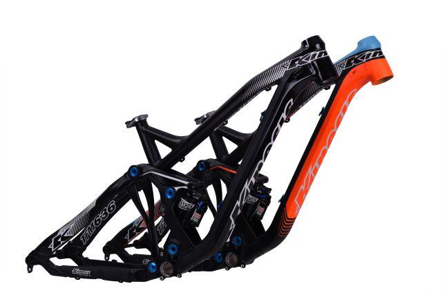 Kinesis tfm636 27,5 650b weichen schwanz mountainbike suspension bike rack bin enduro 6061 aluminium fahrradrahmen