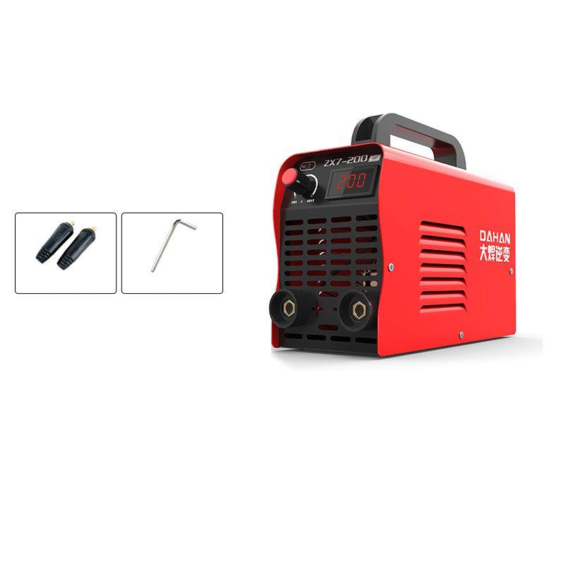 Mini DC Inverter MMA Welder Household Electric Welding Machine 220V