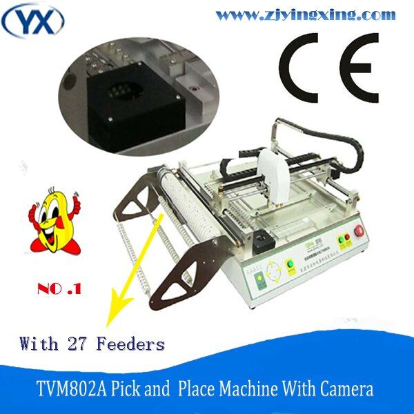 LED Chip Mounter Machine Dependable Performance LED Smt Assembly SMT Line