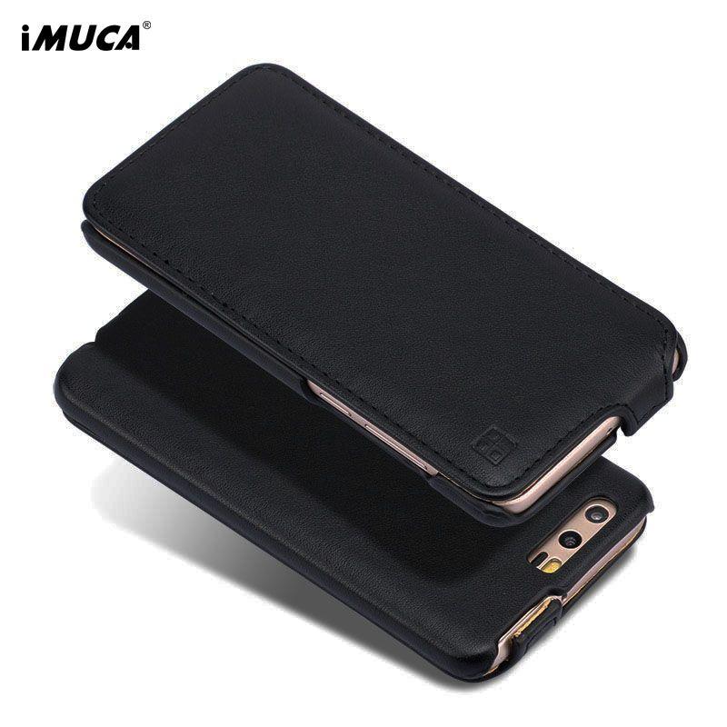 Für Huawei Honor 9 Fall Cover iMUCA Luxus Leder Brieftasche Flip fall Für Huawei Honor 9 Abdeckung Huawei Honor 9 Phone Case