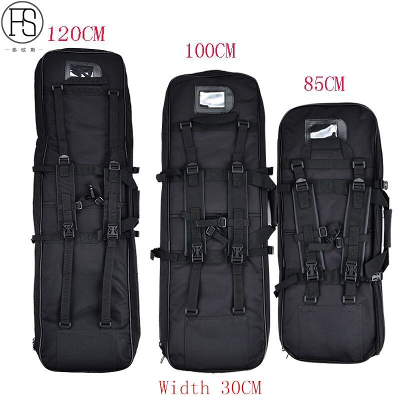 Good Tactical Equipment 81CM/94CM/118CM Military Hunting Backpack Airsoft Square Gun Bag Protection Case Rifle Backpack