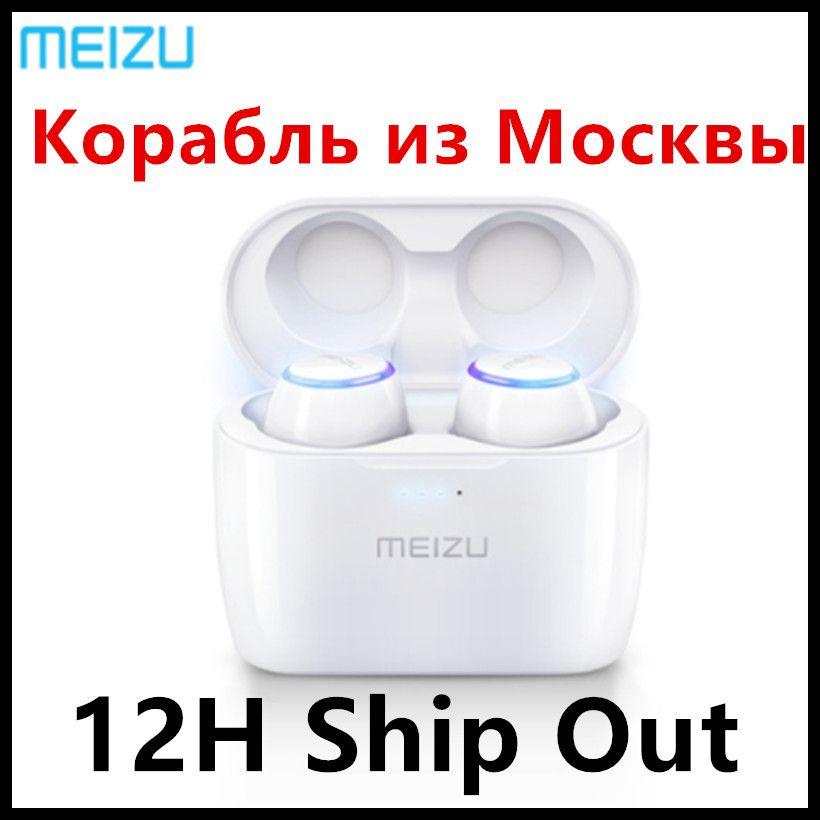 24Hours Ship Original Meizu POP TW50 True Wireless Bluetooth Earphone Mini TWS Sport Headset For Xiaomi iphone 7 8 Plus <font><b>Samsung</b></font>
