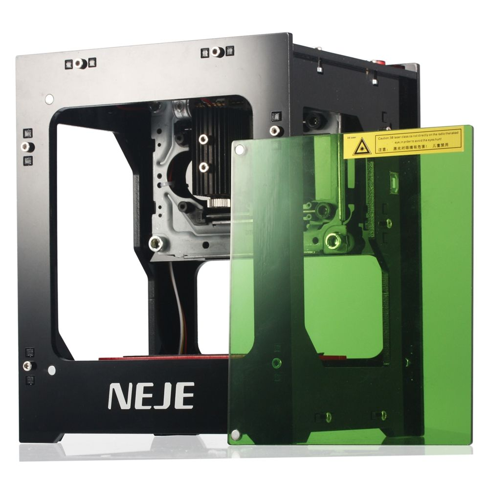 NEJE 1000mW cnc crouter cnc laser cutter mini cnc engraving machine DIY Print laser engraver High Speed with <font><b>Protective</b></font> Glasses