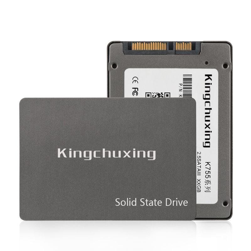 Kingchuxing ssd hard drive for laptop <font><b>computer</b></font> solid state hard drive ssd 240gb 500gb 120gb 64GB 32GB 1T hdd 2.5sata internal