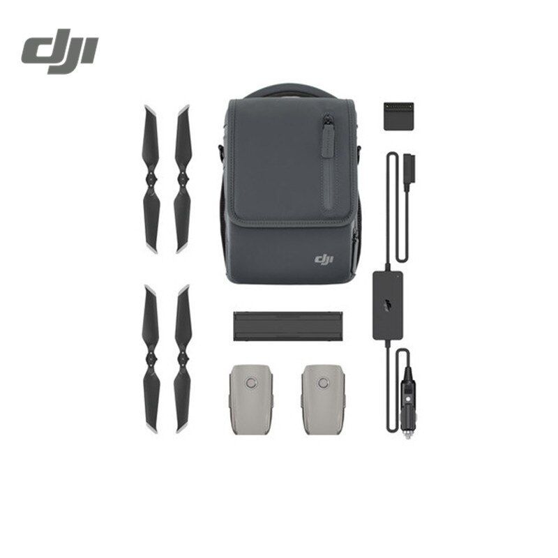 DJI Mavic 2 Pro/Zoom Drone Spare Part Accessories Fly More Kit Accessories Batteries Charger Propellers Shoulder Bag Suitcase