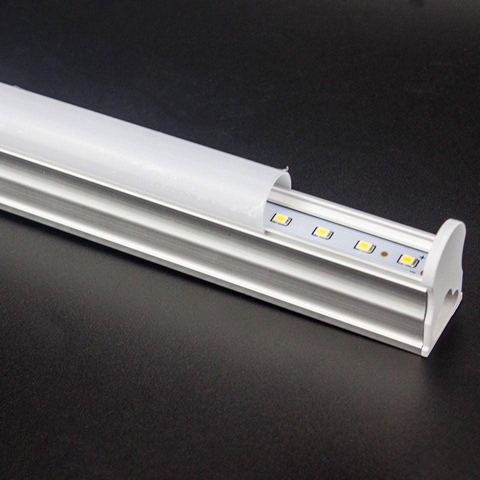 Integrated Cabinet LED Bulbs Tubes AC220V ~ 240VT5 1ft 6W 2ft 10W T5 24LEDs 48LEDs SMD2835 Super Bright Led Fluorescent Lights