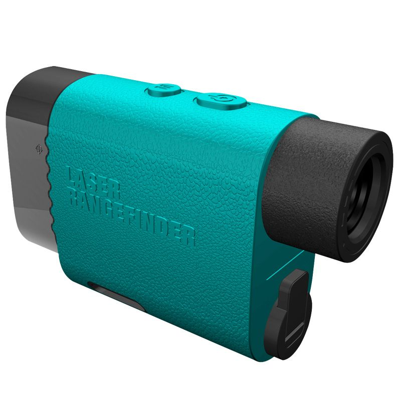 Laser Distance Meter Golf Rangefinder PF03 600M Range Finder Monocular Golf Accessories Clubs Blue Genuine Factory