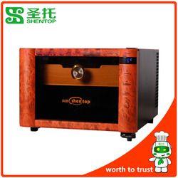 Shentop STH-08B table cave à cigares livraison gratuite thermométrique cave à cigares pour la maison