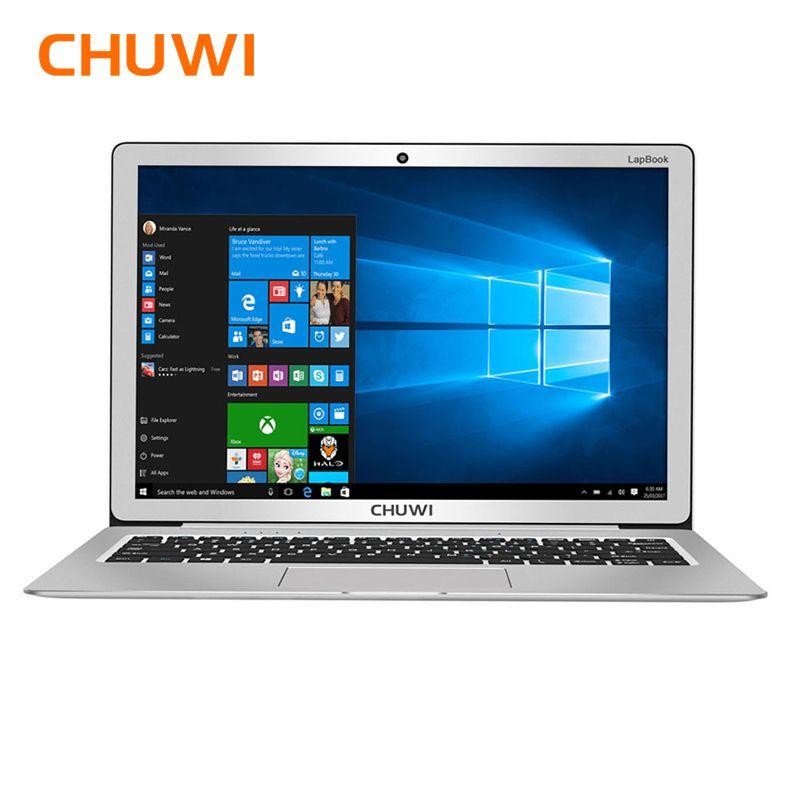 Original CHUWI LapBook 12.3 Inch Laptop Intel Apollo Lake N3450 Windows10 Quad Core 6GB RAM 64GB ROM 2K Screen M.2 SSD Ports