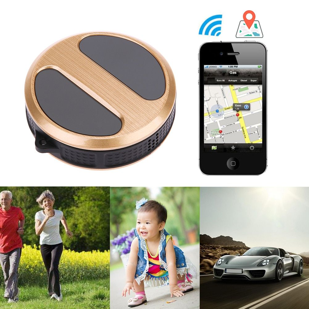 Mini Waterproof IP54 Dustproof GPS Tracker Locator T8 With Google GPS tracking suit for children/seniors/pet/vehicle/luggage