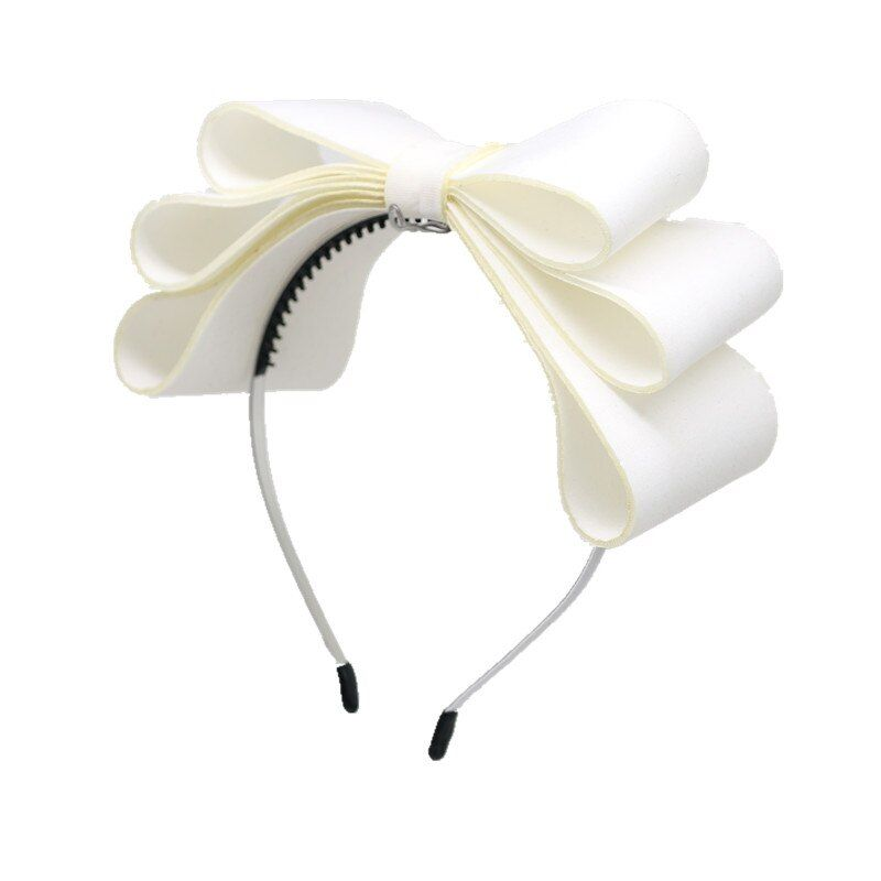 2019 NEW summer large 3 Layer bows girls fashion hairband girls headband hair accessories