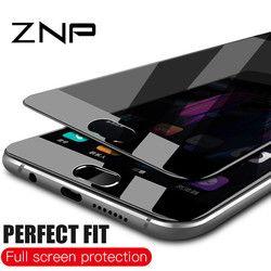 ZNP 9 H En Verre Trempé Pour Samsung Galaxy S7 S6 A7 A5 A3 écran Protecteur Film Pour Samsung A3 A5 A7 2016 2017 S7 Protecteur verre