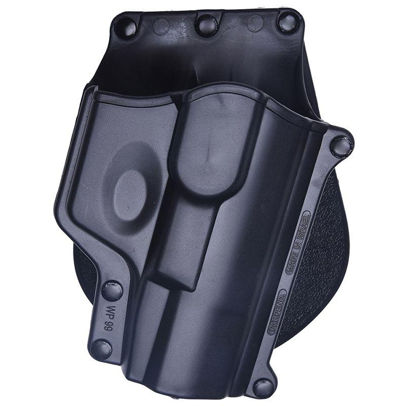 WP99 Jagd kompakte wargame im freien paintball Neue Taktischen Einstellbarer Taille Pistole Holster Beutel Schwarz für jagd airsoft
