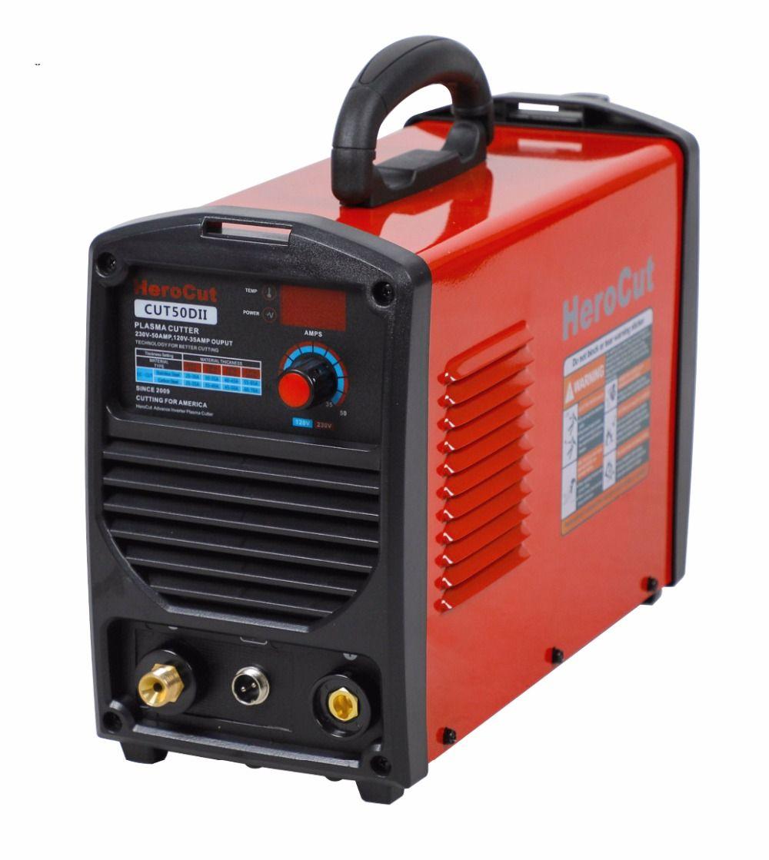 IGBT Plasma schneiden maschine Plasma Cutter Cut50II Spannung Palette 190 v-250 v