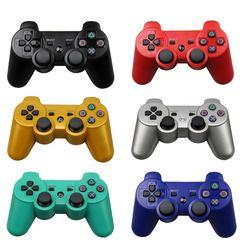Para Sony PS3 Controlador de Juegos Inalámbrico Bluetooth 2.4 GHz 7 Colores Para Playstation 3 Control SIXAXIS Joystick Gamepad de La Venta Superior