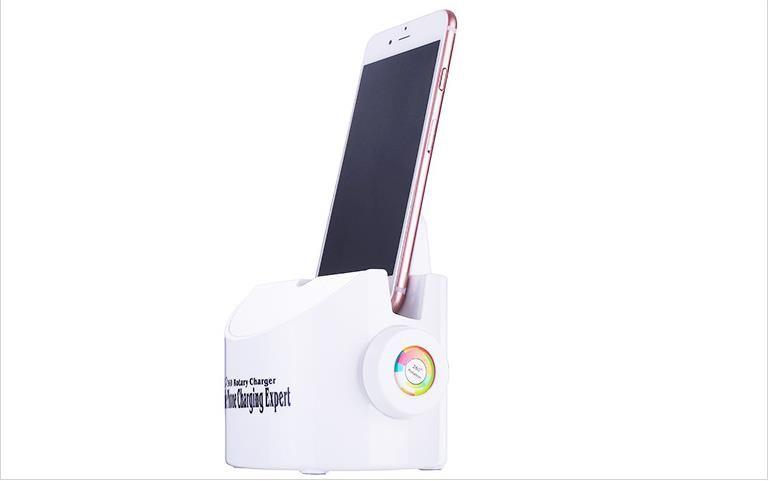 Degrés Mobile Téléphone Chargeur 2.1A Universal Mobile Téléphone Ipad Chargeur Smartphone Chargeur