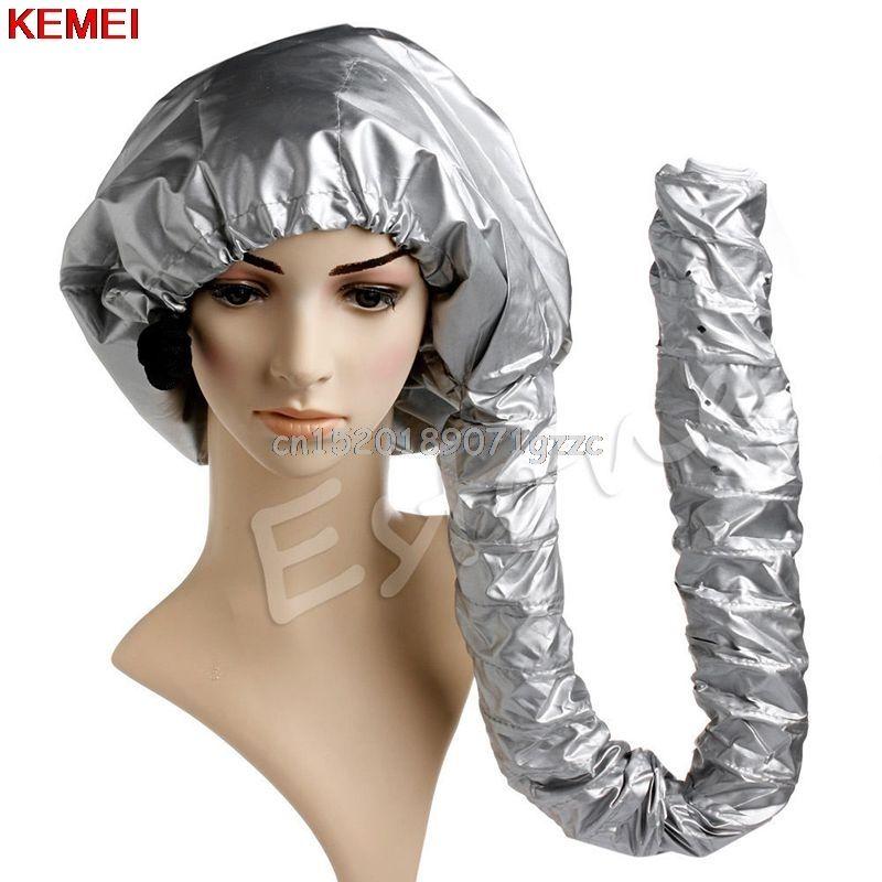 Портативный Фен Мягкий капот вложений Уход за волосами Салон парикмахерских # h027 #