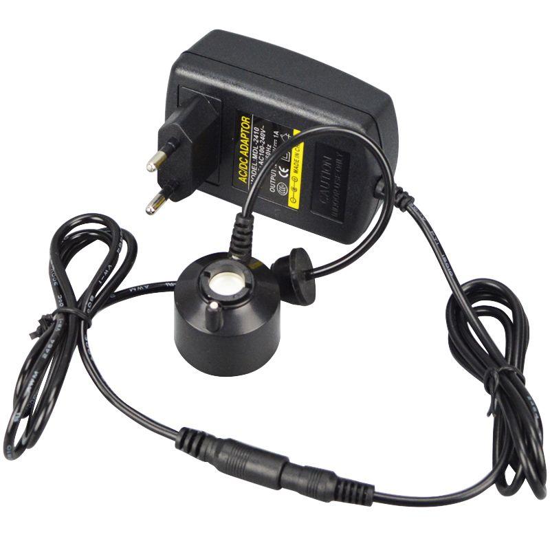 Nouvelle Arrivée 400 mL/H Humidificateur À Ultrasons Mist Maker Fogger Fontaine D'eau Étang Atomiseur Humidificateur D'air Nébuliseur