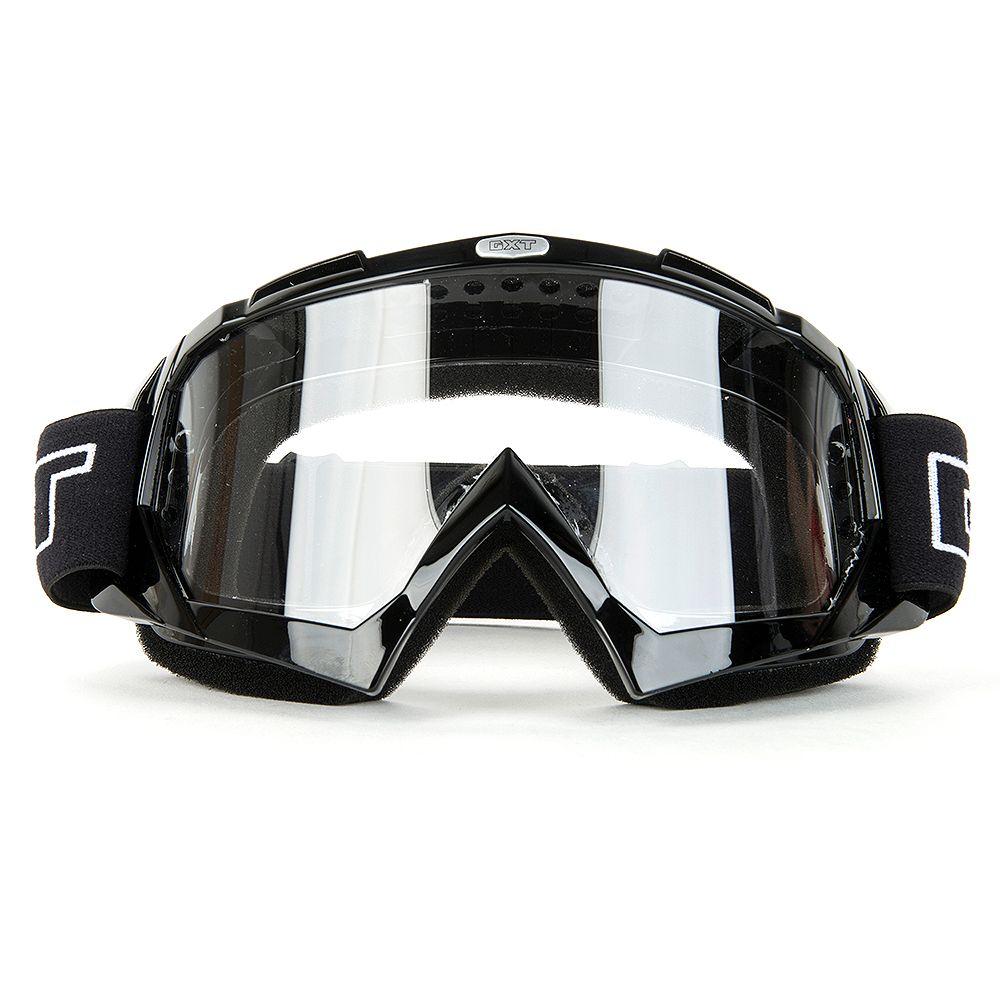 Motocross Goggles Super Motorcycle Bike ATV Motocross Ski Snowboard Off-road Goggles FITS OVER GLASSES Protective Gear Eye Lens