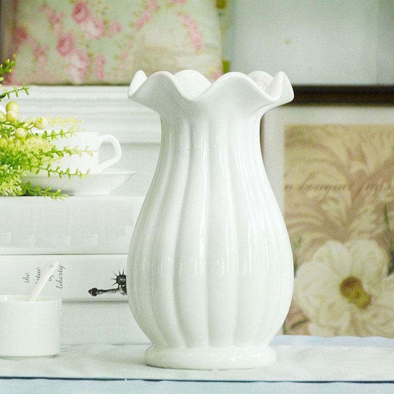 1 Pièce Titulaire De Fleur En Céramique Belle Jardinière Décoration En Céramique Vase