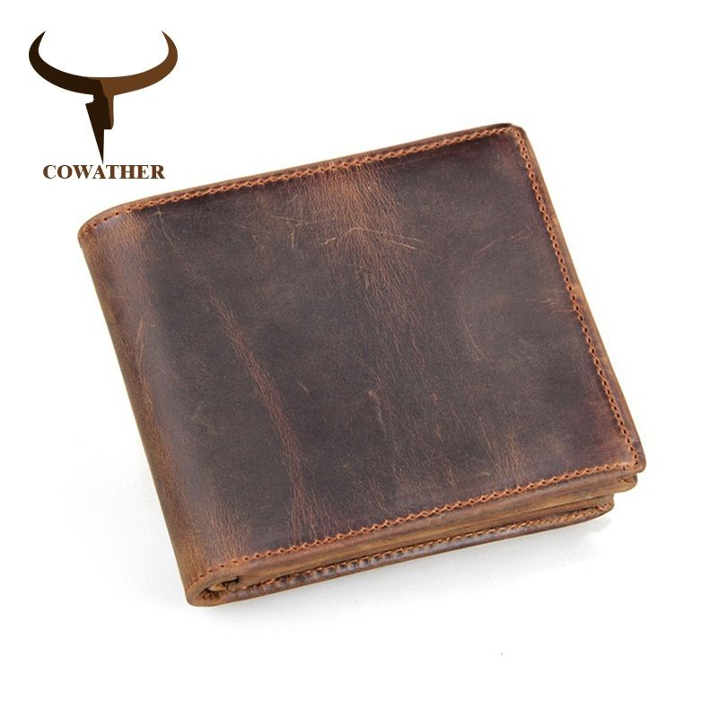 100% top quality cow genuine <font><b>leather</b></font> men wallets luxury,dollar price short style male purse,carteira masculina original brand